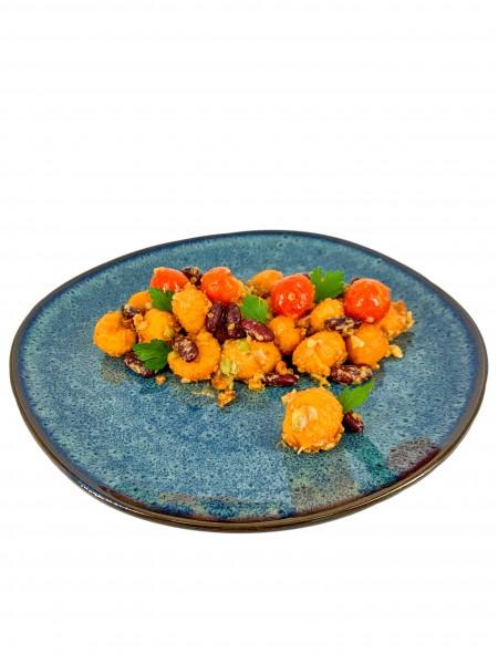 Süßkartoffel-Gnocchi (Vegetarisches Gericht)